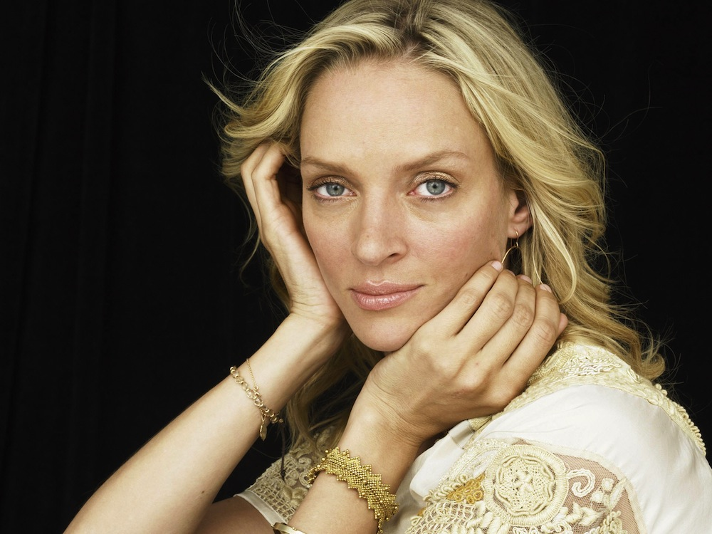 Uma Thurman stars in Russian short film