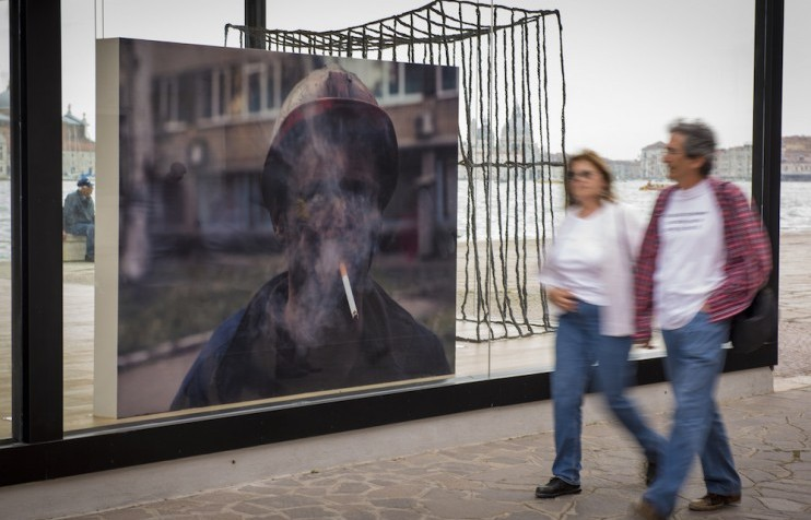 Ukrainian artists at Venice biennale accuse culture minister of misconduct in open letter