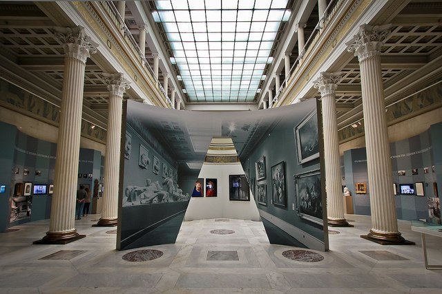 Architecture Competition For Pushkin Museum Renovation Announced