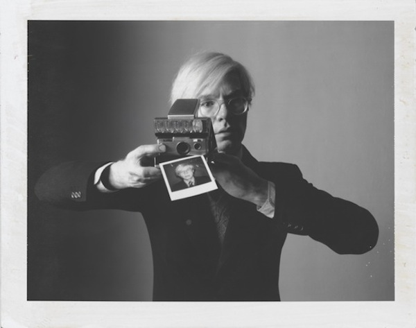 Polaroid exhibition of famous artists now showing in Moscow