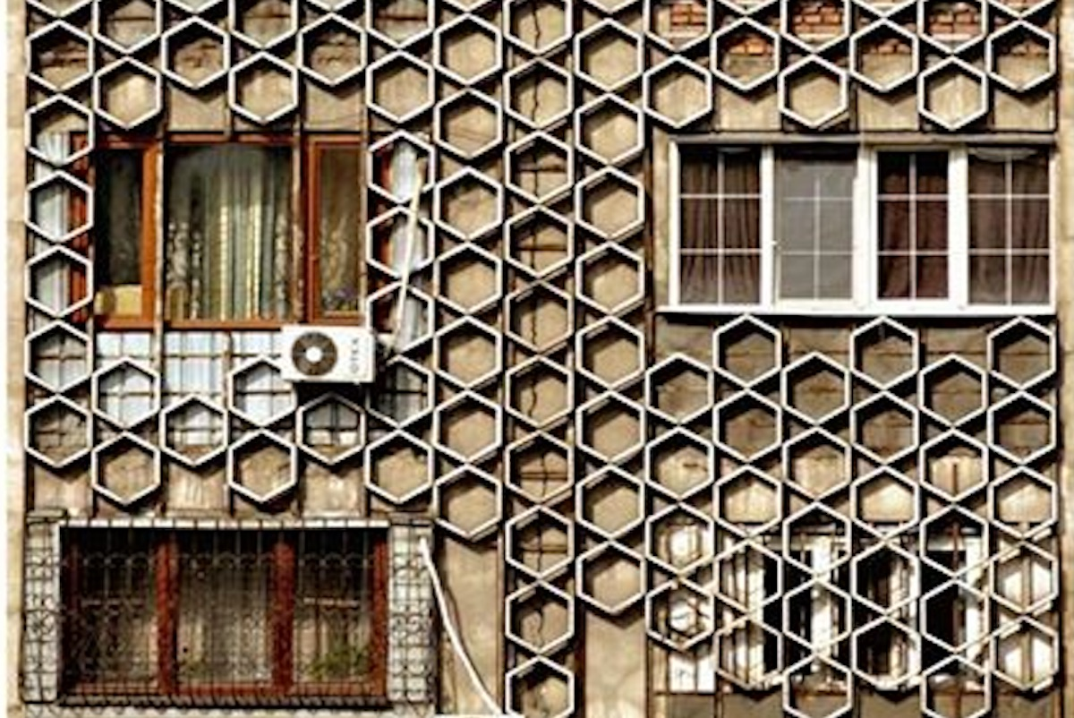 Almaty's astonishingly intricate patterns