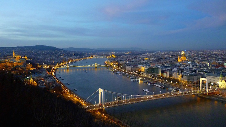 "Budapest and Kaunas awarded title ""City of Design"" by UNESCO"