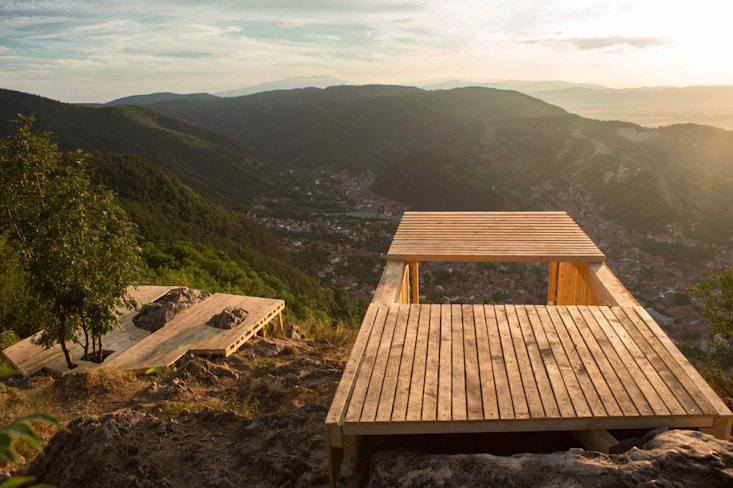 Take some time out on a Romanian mountain