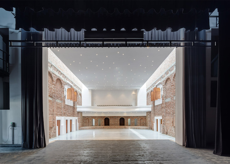 "Take a look at the transformation of this ruined Romanian ""cultural palace"""