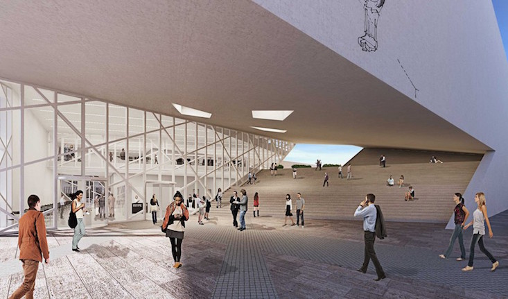Daniel Libeskind to design Modern Art Centre in Vilnius