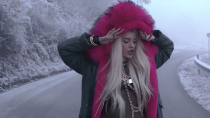 Kosovo rising star Era Istrefi goes viral worldwide