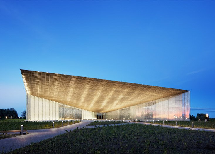 Explore the new home of the Estonian National Museum