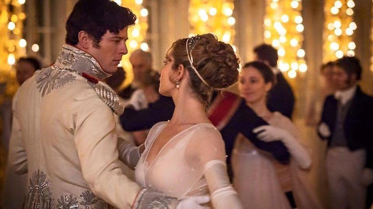 War and Peace enters UK bestseller list for the first time