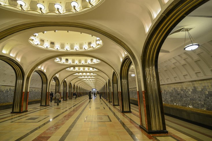 Moscow metro launches competition for musicians
