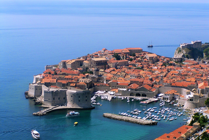 Preparations under way for Star Wars filming in Dubrovnik