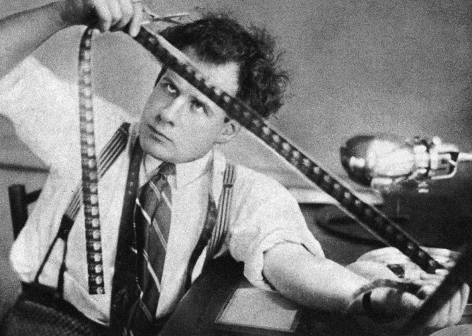 Eisenstein exhibition to open this week at GRAD