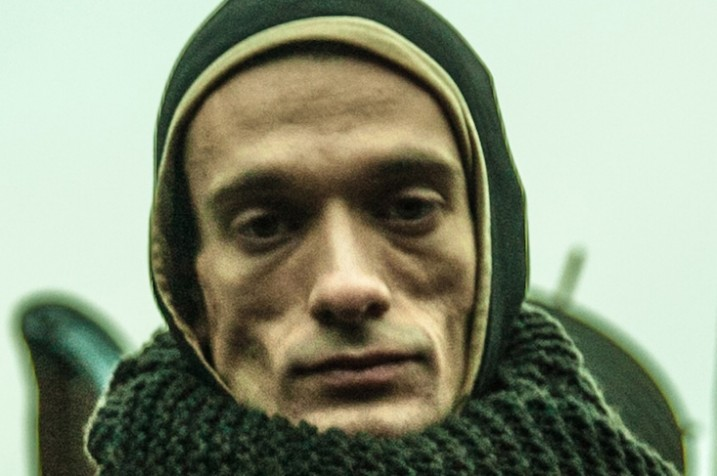Russian artist Pyotr Pavlensky removed from Innovation competition