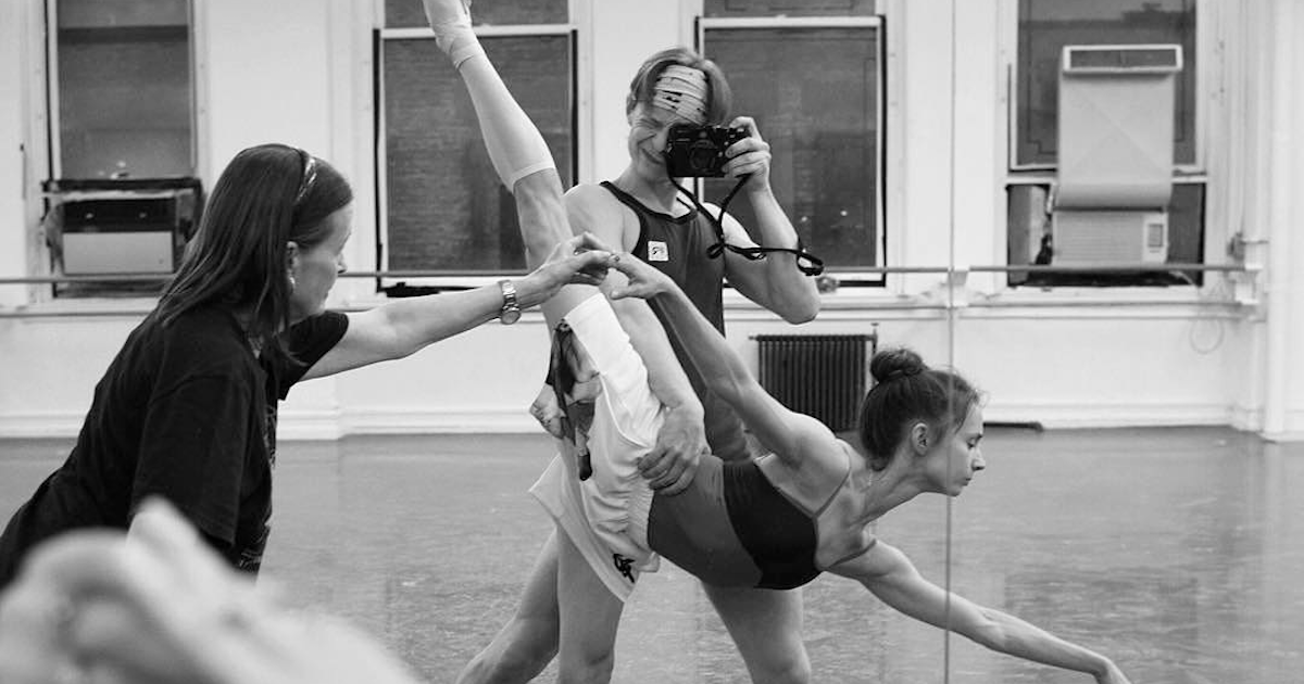 Follow of the week: peek into a ballet dancer's life