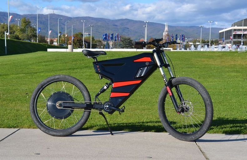 The future of cycling? Croatian firm unveils production-ready e-bike