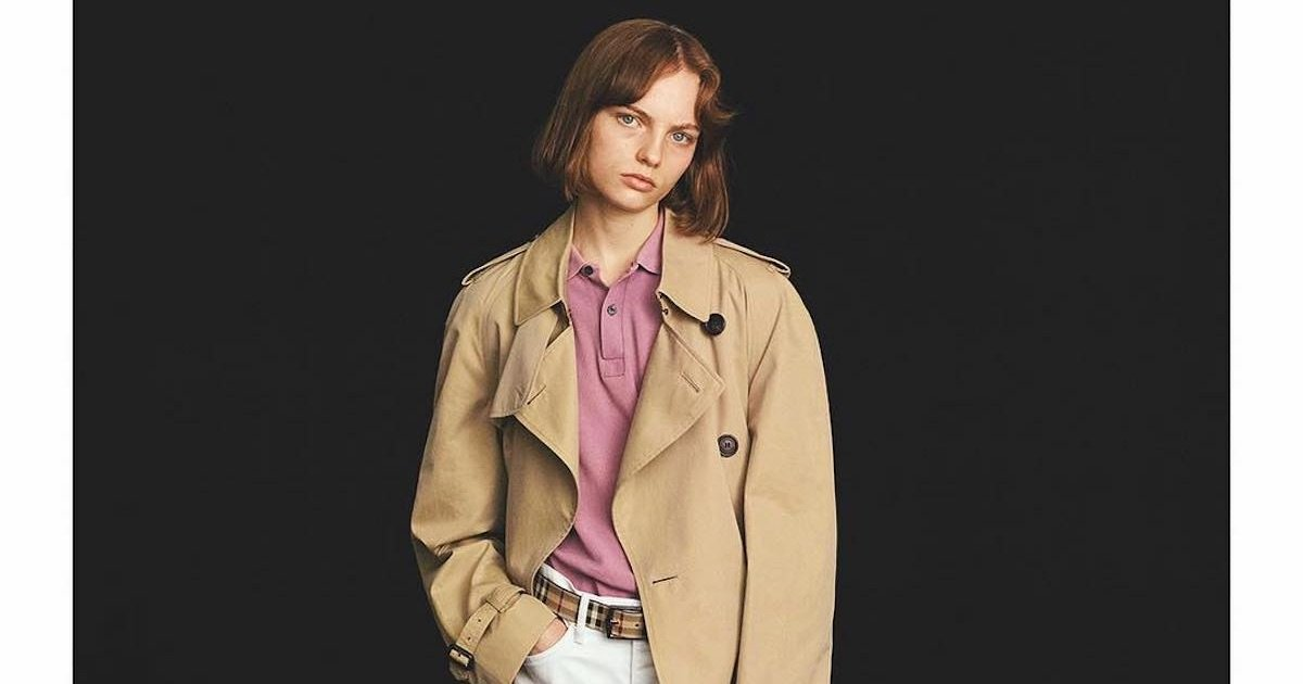 Gosha Rubchinskiy shoots Burberry for London exhibition