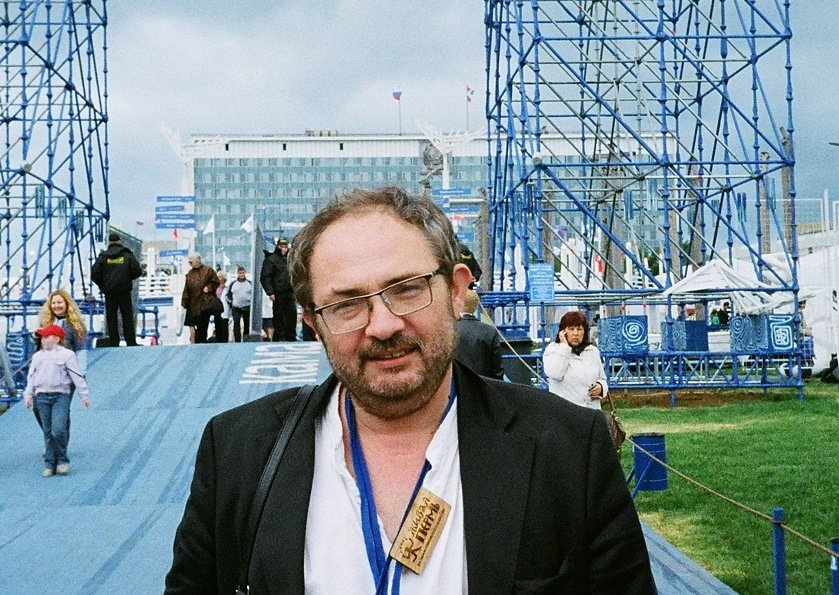 Marat Guelman dismissed from Perm museum post