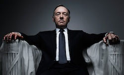 Kevin Spacey visits Moscow to support young filmmakers