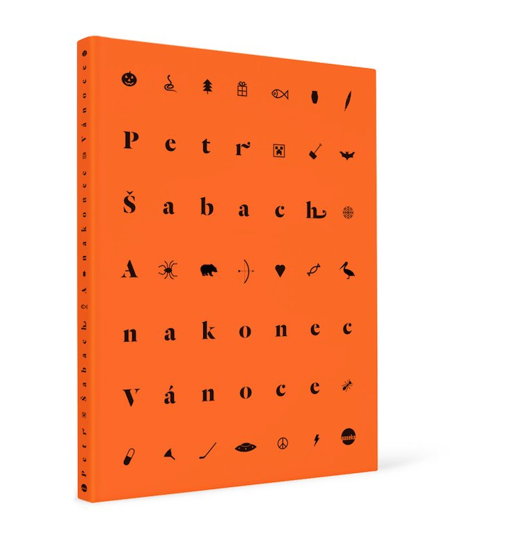 Czech graphic designer shelves award for clean yet captivating book cover