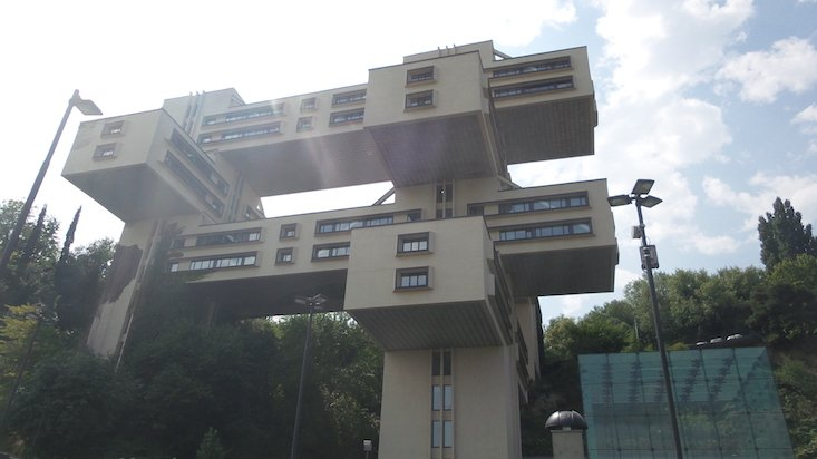 Georgian Soviet-era architecture featured among top ten Brutalist buildings