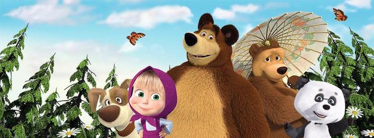 Russia considers tax cuts for local animation industry