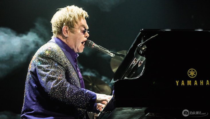 Vladimir Putin's meeting with Elton John postponed