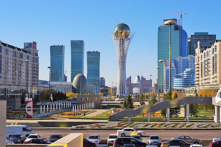 Websites blocked and reporters detained across Kazakhstan