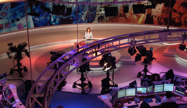 Russians are losing faith in TV news
