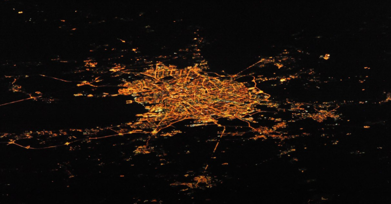 Russian astronauts celebrate Victory Day with space views of Hero Cities