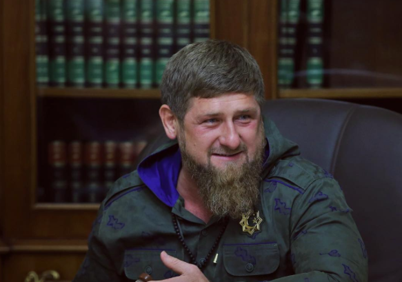 Chechen leader Ramzan Kadyrov launches Telegram channel