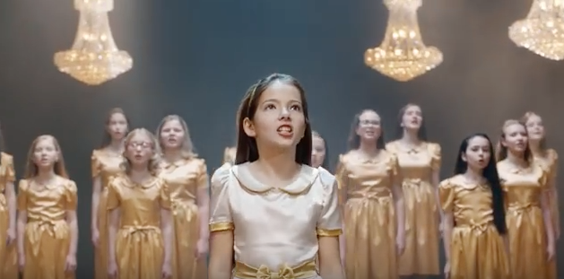 What are little girls made of? Russian life coach sues Nike over ad