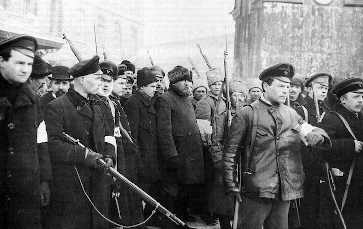 Film planned to mark Russian Revolution centenary