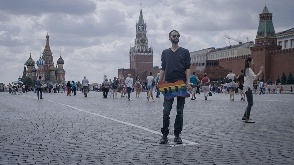 New Placebo rockumentary discovers creativity in remotest parts of Russia