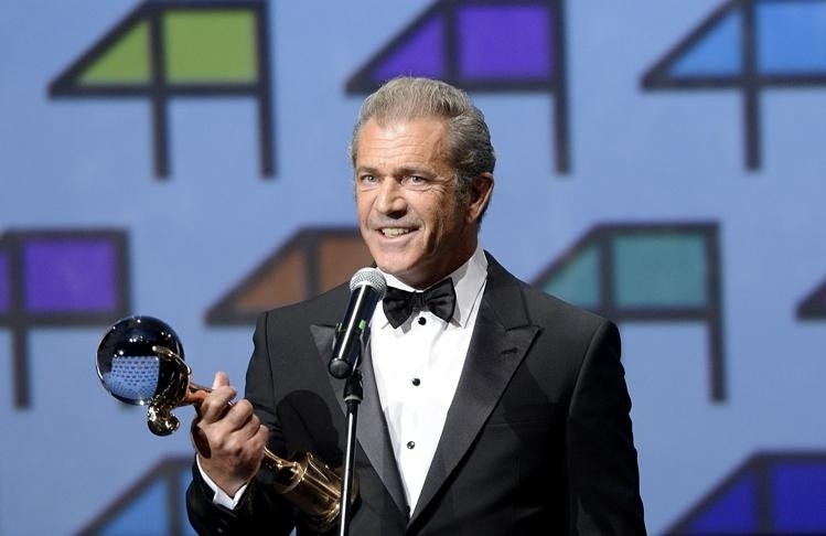 Mel Gibson to star in 50th Karlovy Vary festival trailer