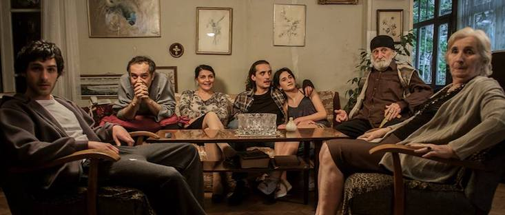Georgian film festival hit My Happy Family to premiere on Netflix