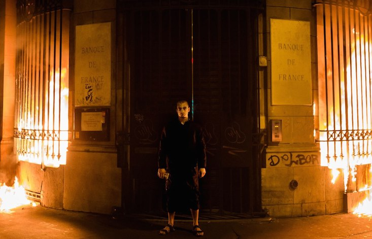 Pavlensky moved to psychiatric facility after Paris arson stunt