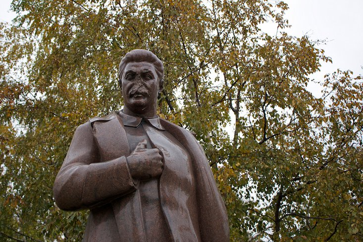 Number of Stalin fans in Russia has tripled since 1990, new survey suggests