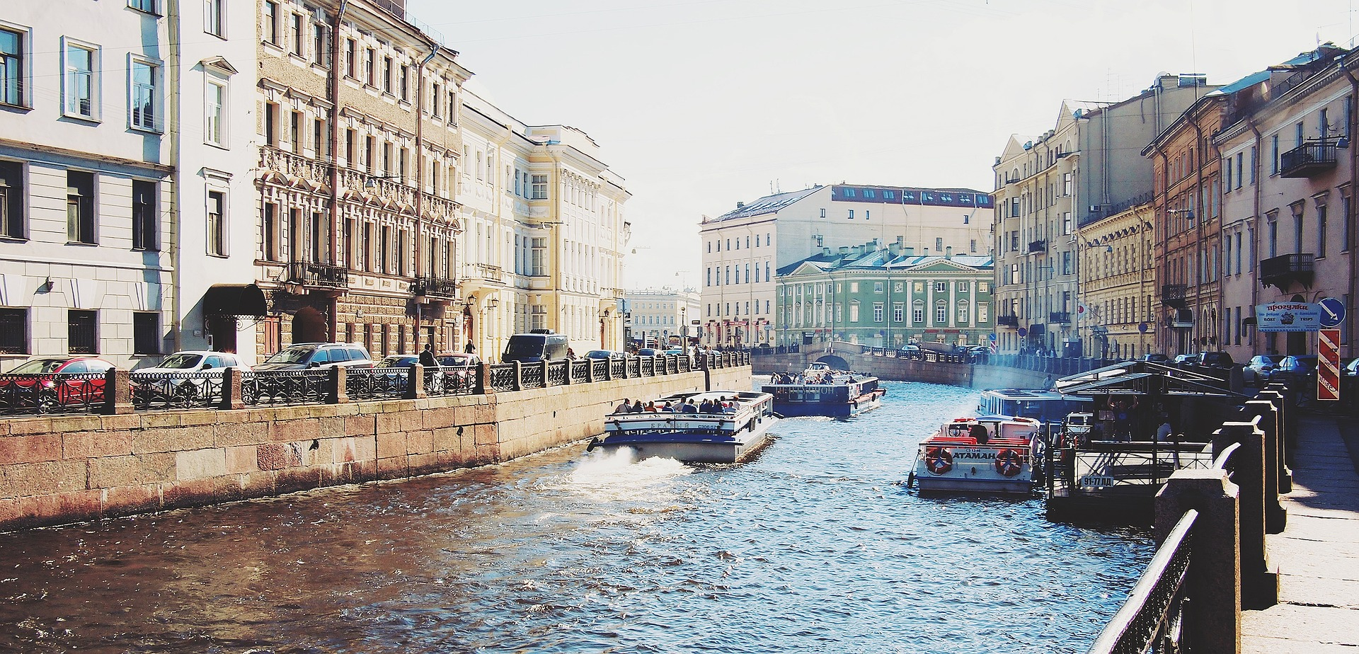 St Petersburg wins European city destination of the year at World Travel Awards