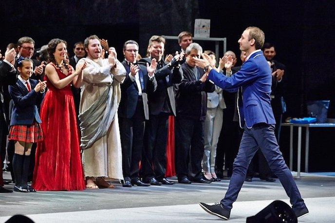 Controversial director Timofei Kulyabin announces first production since Tannhäuser scandal