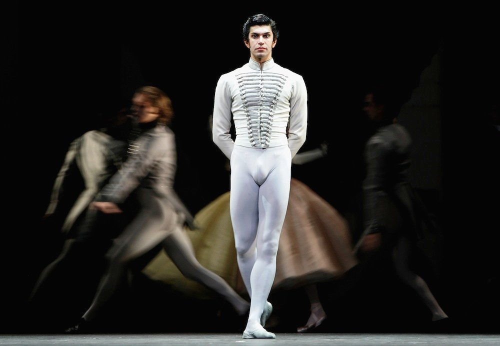 Bolshoi drops star dancer Tsiskaridze