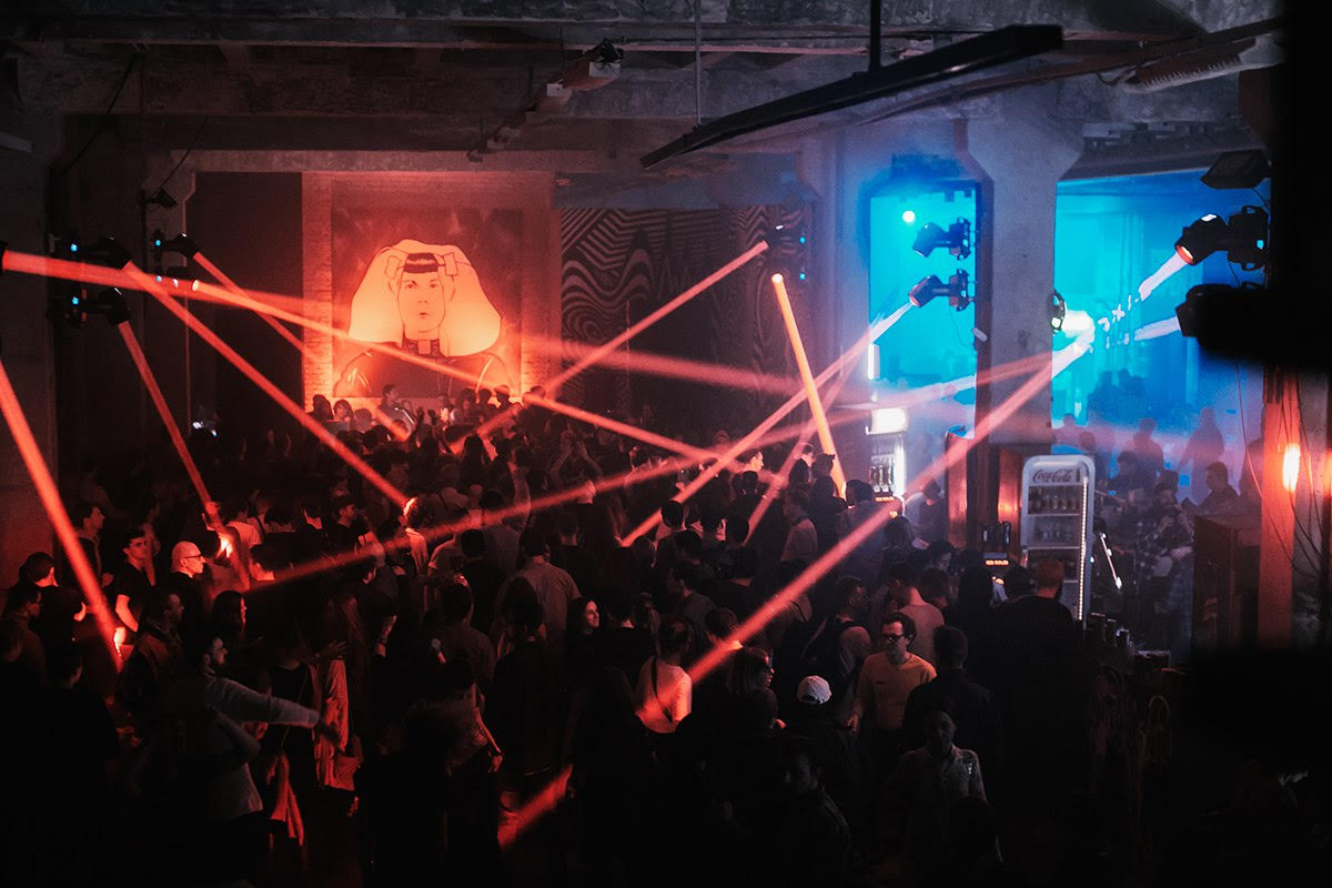 In St Petersburg this weekend? Don't miss the chance to rave at Roots