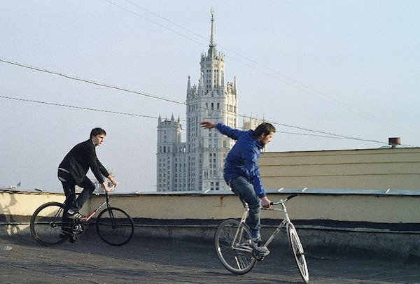 Chain reaction: how Russia fell in love with cycling