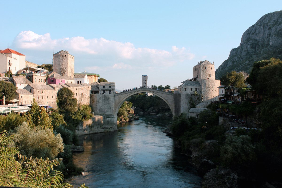 Letter from Herzegovina: daredevil diving and painful history in a modern Bosnia on the edge