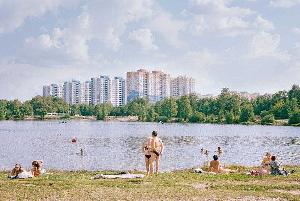 Paradise lost? The enduring legacy of a Soviet-era utopian workers' district