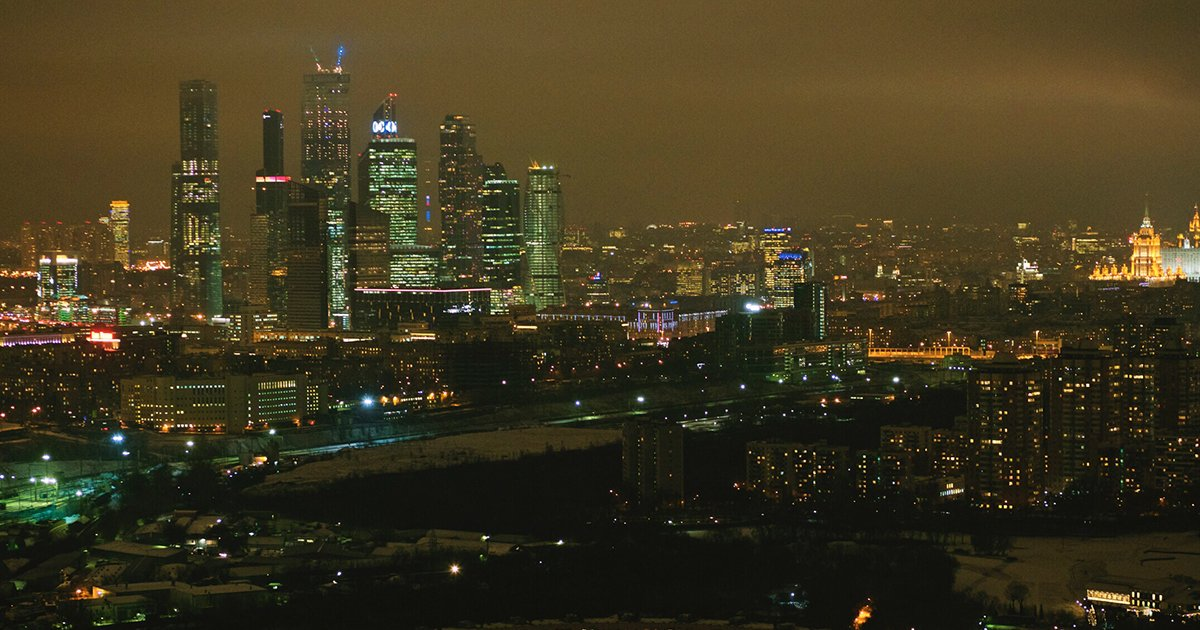 From dusk till dawn: Moscow, the city that never sleeps