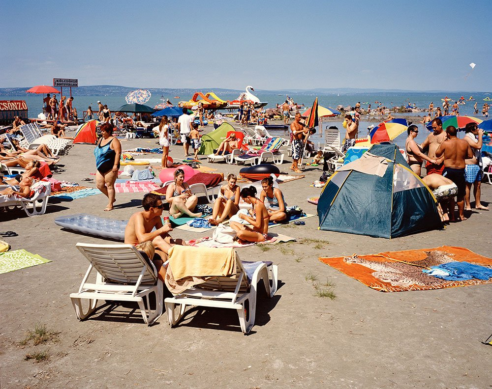 Return to Lake Balaton: revisiting communist Hungary's favourite summer holiday resort