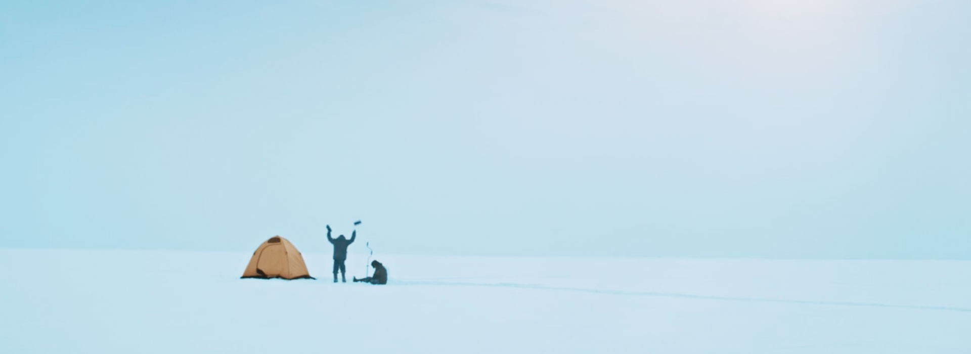 Frozen over: watch My Friend's Friend, our stunning short film of the month
