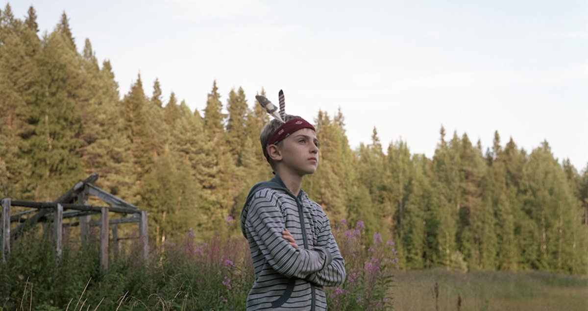 Divided worlds: on either side of the Russia-Norway border, life could hardly be more different