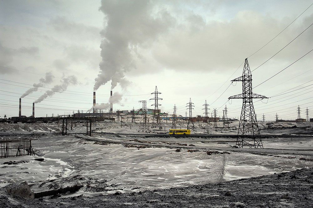 Our town: Extreme cold. Pollution. So why do locals love the Arctic city of Norilsk?