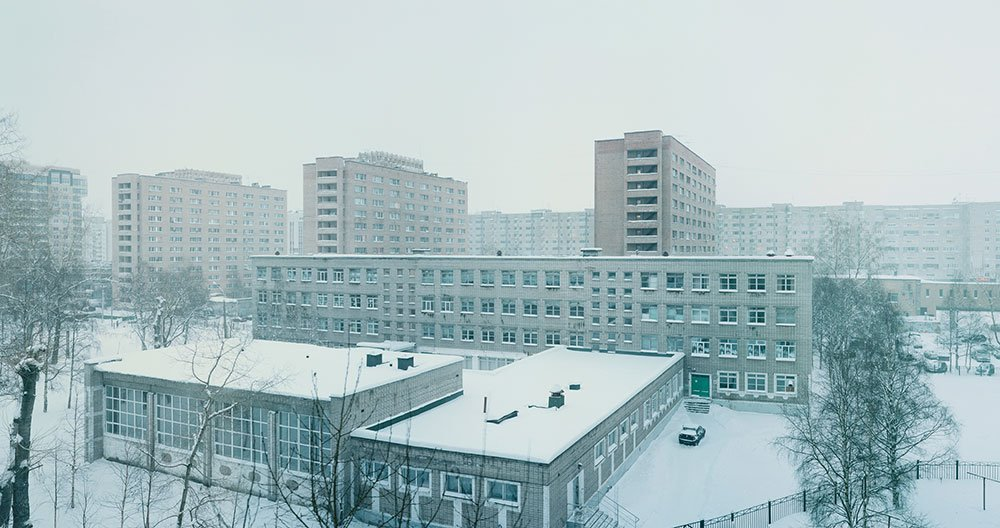 Ice bloc: the brutalist beauty of the post-Soviet northern city