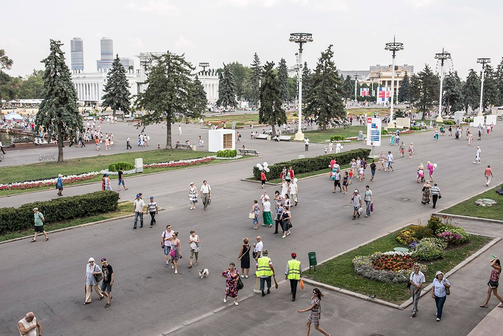 Wild at heart: what a new park in the centre of Moscow means for the city